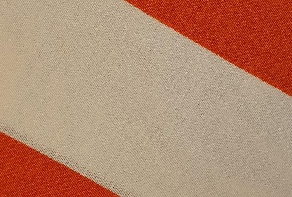 Aquatec Rayas Naranja